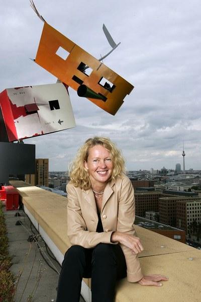 Renate Wiehager - English