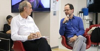 Gabriel Perez Barreiro e Martin Grossmann (FOTO)