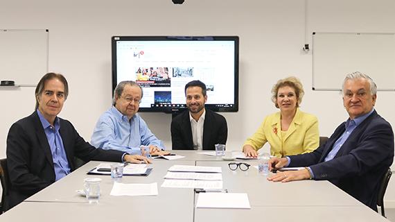 Encontro de ex-ministros da Cultura no Instituto de Estudos Avançados - USP