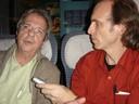 entrevista com Paulo Sergio Duarte em viagem pela Alemanha em outubro de 2005