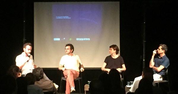 2º Ciclo de Palestras Ready Made in Brasil: Conversas com Artistas
