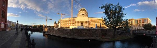 Fórum Permanente no debate acerca do Humboldt-Forum em Berlim