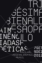Banner de divulgação da 30ª Bienal de Artes de São Paulo