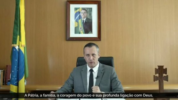 Brazil's culture minister fired after echoing Goebbels