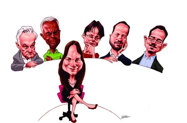 Ex-ministros da Cultura dão dicas a Regina Duarte