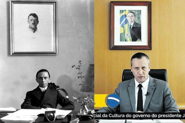 Governo suspende edital anunciado por Alvim em vídeo associado ao nazismo