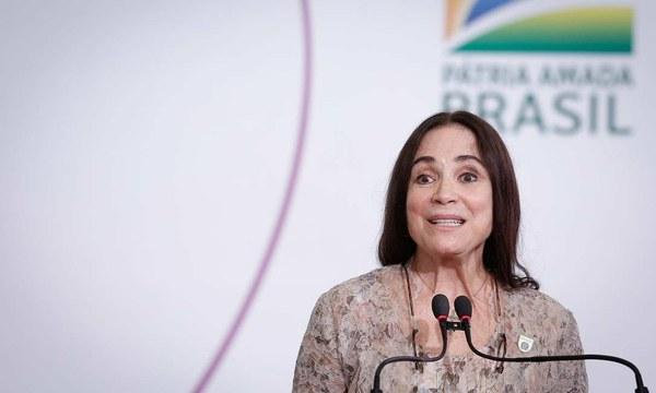 Relembre as polêmicas de Regina Duarte na Secretaria Especial da Cultura