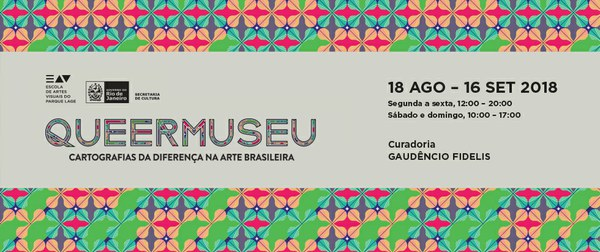 QUEERMUSEU NO PARQUE LAGE