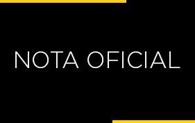 Nota Oficial - Ministério da Cultura