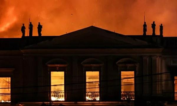 O Império contra-ataca: nova ameaça ao Museu Nacional