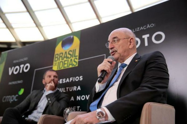 Osmar Terra diz que pacto com estatais deve descentralizar investimentos culturais