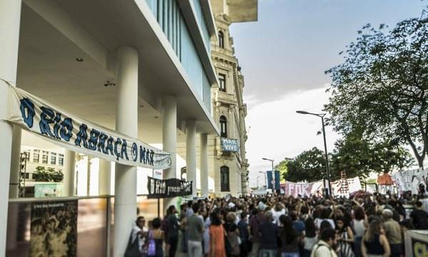Após protesto, Secretaria de Cultura promete repasse ao Museu de Arte do Rio na semana que vem