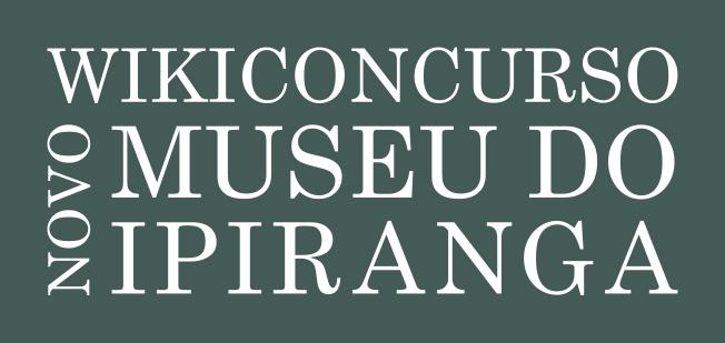 Wikipédia:Wikiconcurso Novo Museu do Ipiranga