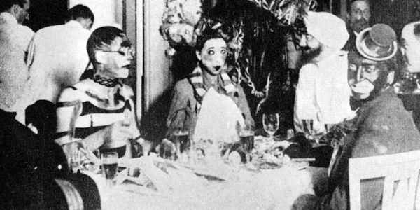 Josephine Baker and Le Corbusier in Rio – A Transatlantic Affair - (MAr 15/04)