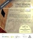 Pinacoteca de São Paulo: Palestra Tino Sehgal