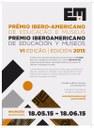 Prêmio Ibero-Americano de Educação e Museus: VI edição