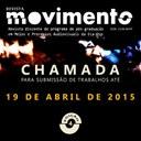 Revista MOVIMENTO ECA-USP. Chamada para colaborações