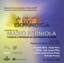 A Arte Expandida Conferência com Mário Perniola