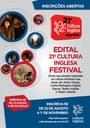 Edital 21º Cultura Inglesa Festival