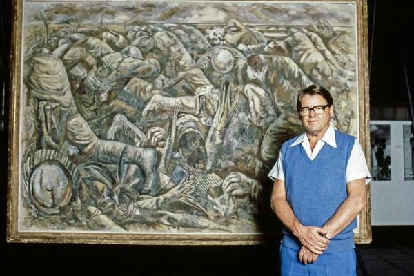 Falece Mauricio Segall - Diretor do Museu Lasar Segall entre 1967 e 1997