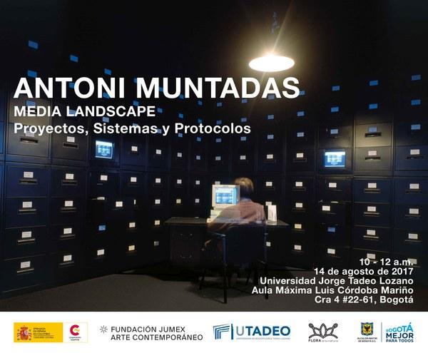 MUNTADAS - 14 AGOSTO - BOGOTA