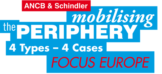 MOBILISING THE PERIPHERY - #5 Focus Europe - Invitation to the Symposium on Friday, 27 April and Saturday, 28 April 2018
