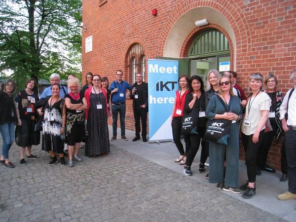 Anniversary of IKT, LAZNIA CCA & Leonardo