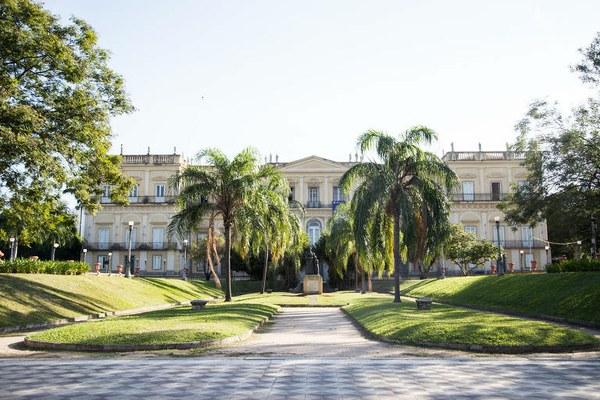 Bicentenário Museu Nacional, o mais antigo do país, tem problemas de manutenção