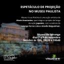 Espetáculo de Projeção no Museu Paulista