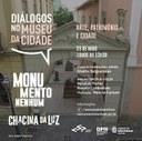 Arte/ Patrimônio/Cidade: Agnaldo Farias e Renato Cymbalista | Monumento Nenhum 25/5 10 às 12h30
