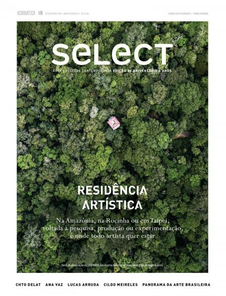 Mesa Redonda de lançamento seLecT #44 - 16/10/2019