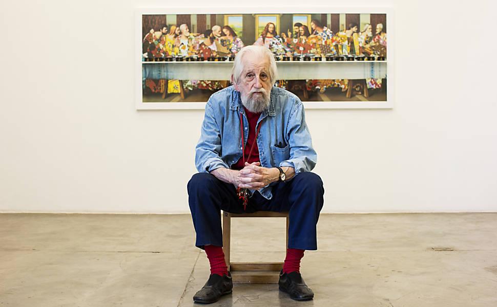 Artista plástico paulistano Nelson Leirner morre aos 88 anos, no Rio de Janeiro