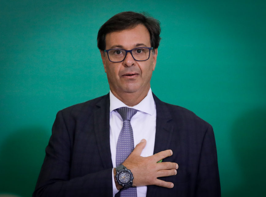 Gilson Machado deixa Embratur para ser o novo ministro do Turismo