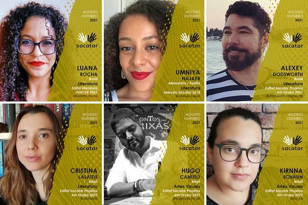Fúria, Tortura, Inquisição: Seis novos artistas no Sacatar