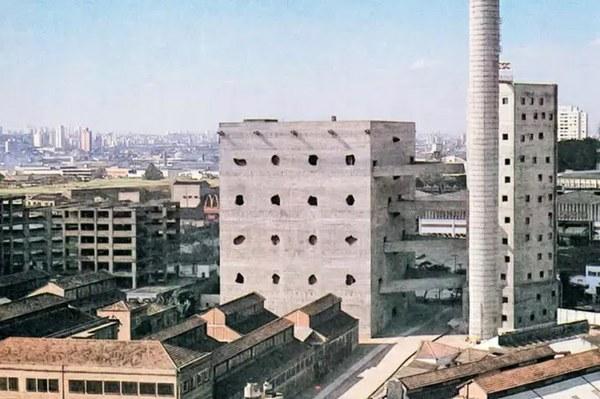 Sesc Pompeia entra para lista de joias da arquitetura do New York Times