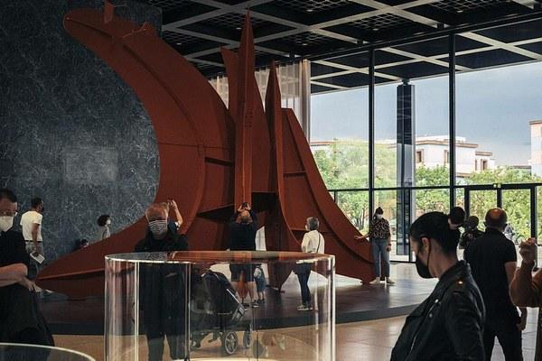 A reforma que fez a Neue Nationalgalerie voltar no tempo