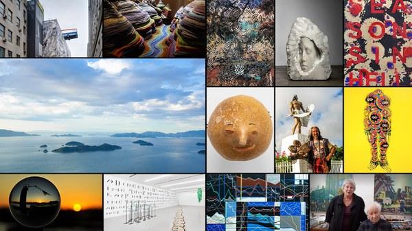 Setouchi Triennale and Echigo-Tsumari Art Triennale present Artists' Breath Live