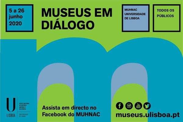 Museus em Diálogo - 26/06