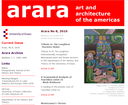 Arara - Art and Architecture of the Americas