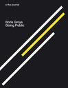 Boris Groys' Going Public