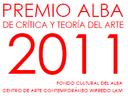 Convocatoria Premio ALBA  de Teoría y Crítica de Arte