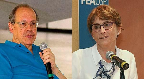 Paulo Herkenhoff e Helena Nader são os novos titulares da Cátedra Olavo Setubal de arte cultura e ciência – Posse