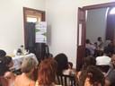 Encontro na Casa Porto das Artes Plásticas – Vitória 19/10 – Foto: Diego de Kerchove