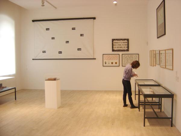 Lisette Lagnado examina Marcel Broodthaers no K21