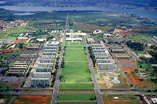 Brasília - Eixo monumental