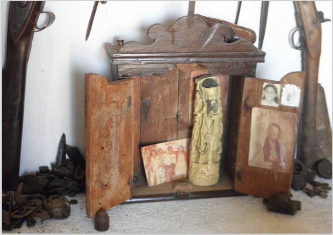 Museu pessoal de Canudos - Imagem 05